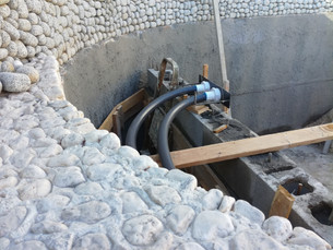 Behind the Scenes with Some Pool Pipework