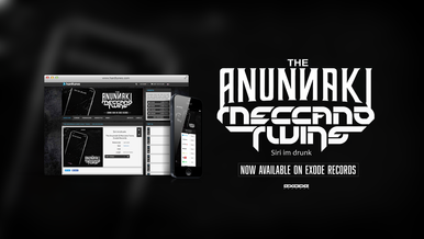 The Anunnaki & Meccano Twins - Siri Im Drunk [OUT NOW]
