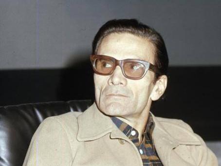 Il nudo e la rabbia. Intervista a Pier Paolo Pasolini, 1975.
