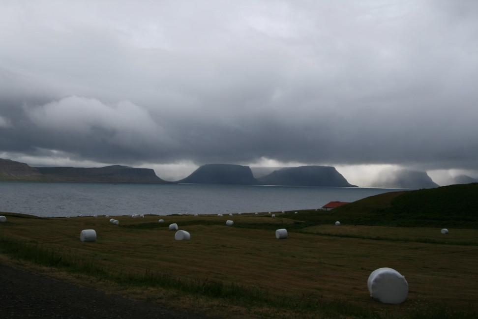 Arnarfjordur Islande
