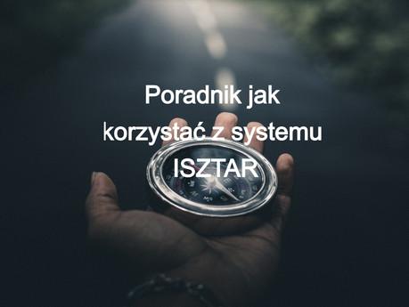 Poradnik jak krok po kroku korzystać z systemu ISZTAR. Import z Chin - podstawy
