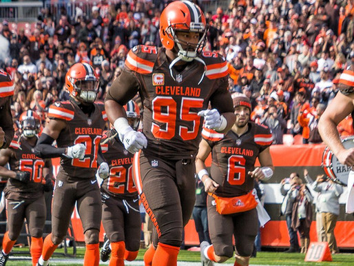 The Browns will have new uniforms in 2020