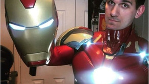 Becoming Iron Man - Frankly Built