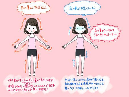 【気虚体質さんのトリセツ】イラストレーターが薬膳と生活養生について分かりやすく解説します!