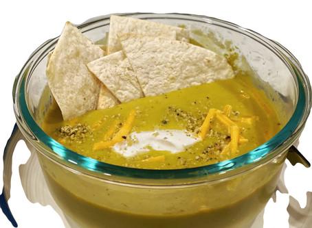 Vegan Recipe of the Week: Creamy Broccoli Soup