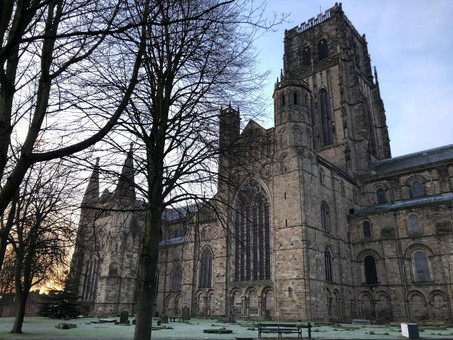 England: Durham Cathedral