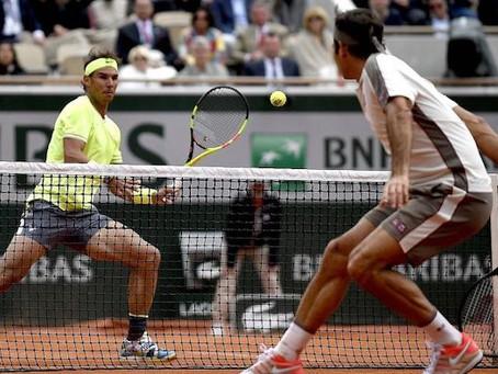 Roland Garros | Τα αποτελέσματα της Παρασκευής 7/6