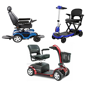 Electric Wheel Chair and Mobility Scooter Batteries