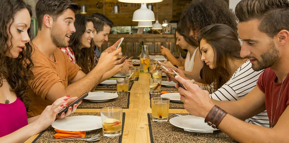 Using Wifi in Restaurants