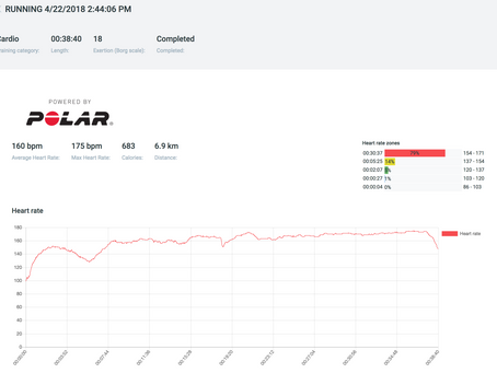 JUST MARRIED – ATHLETE ANALYZER JUDO IS NOW INTEGRATED WITH POLAR!