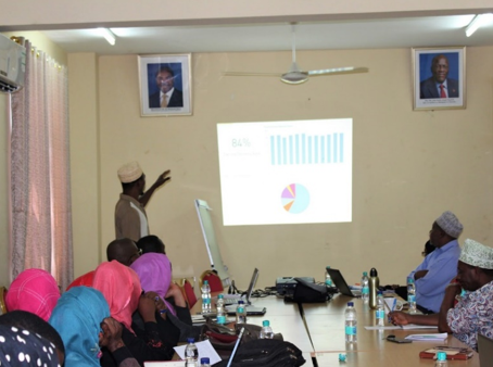 Data in Action with Zanzibari Local Government