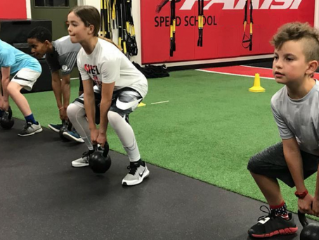 Youth Sports Training FAQ