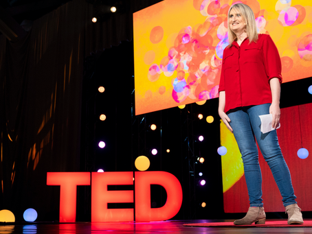 Second TED adventure