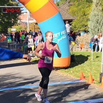 Run A Half Marathon     My Story