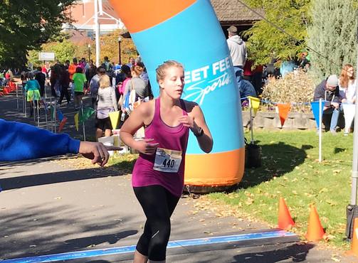 Run A Half Marathon  |  My Story