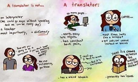 Traduttore o interprete? Qual è la differenza?