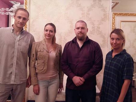 """Filii Międzynarodowej Asocjacji """"Instytut Polityki Narodowej"""" w Federacji Rosyjskiej być!"""