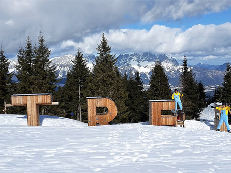 My Favourite Ski Runs In Tirol V: The Streif, Kitzbühel