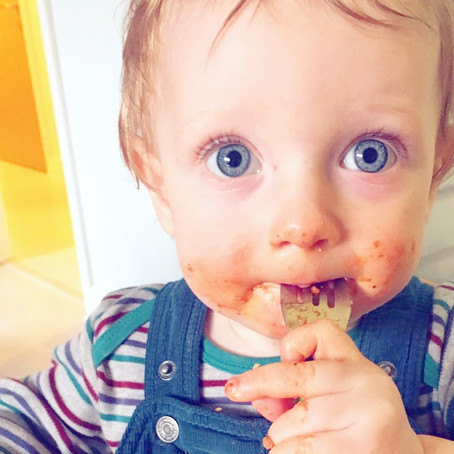 WEANING: I did it MY way!