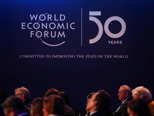 Investidores em Davos sinalizam retorno da confiança no Brasil