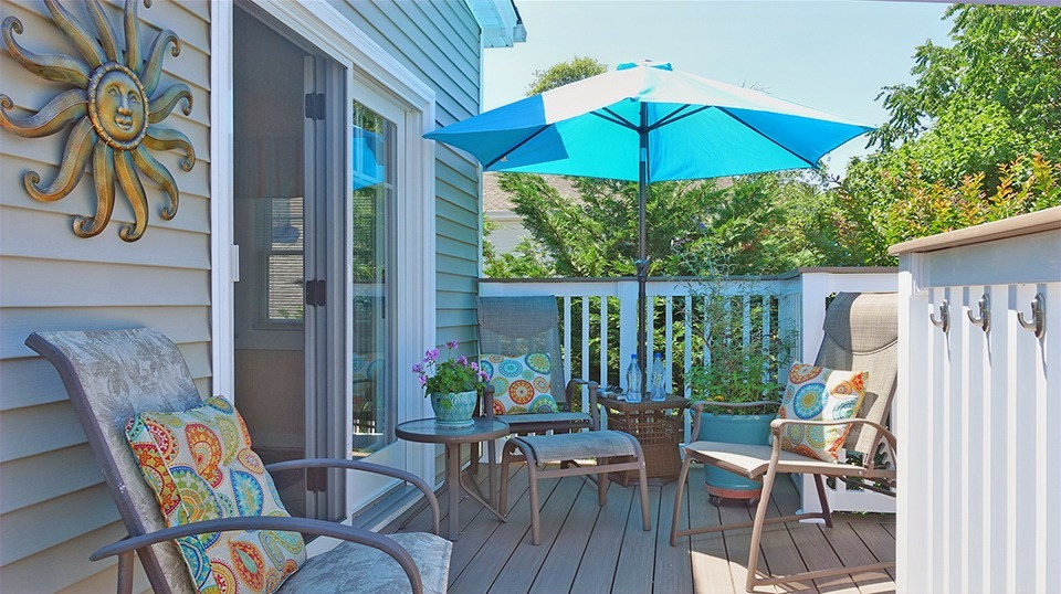 Belmar Vacation Rentals | Blue Hydrangea Cottage