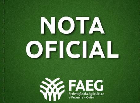 Defensivos agrícolas com princípio ativo PARAQUAT serão proibidos a partir de 22 de setembro