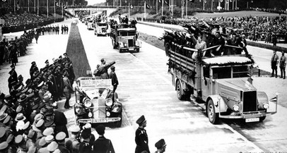 """O mito de que a classe trabalhadora alemã """"apoiou Hitler"""""""