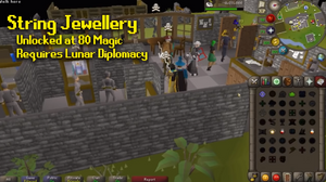 String Jewelry Osrs Guide - HerJewelry CO