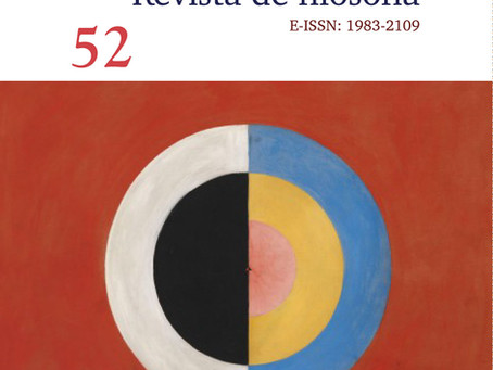 """Lançamento da edição especial da revista Princípios, com tema:""""Filosofia, feminismos e gênero""""."""