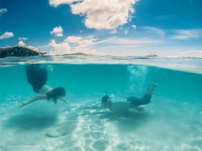 { Alex + Lyza } Calaguas Island Prenup Photos