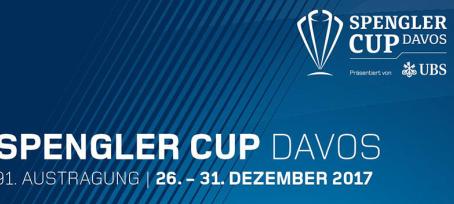 Next Generations am diesjährigen Spengler Cup in Davos!