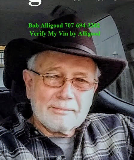 Meet Bob Alligood Mobile Vin Verifier