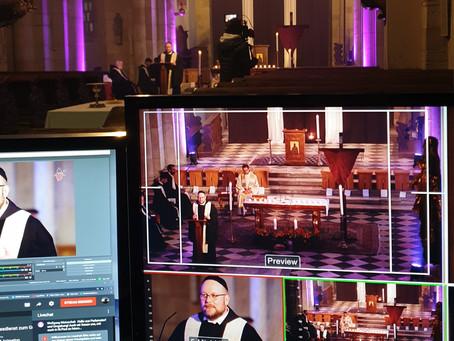 Live-Übertragungen Stift St. Paul
