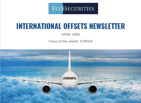 EcoSecurities launches monthly Newsletter