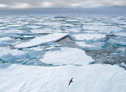 Calentamiento global podría aumentar el nivel del mar