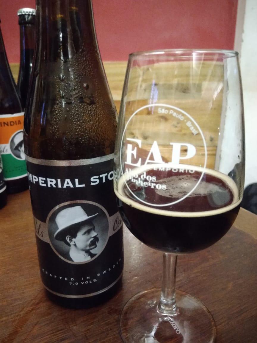 Cerveja Imperial Stout