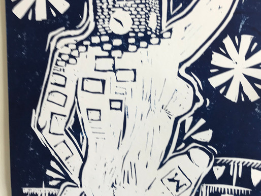 FINE ART IN SOCIETY - ARTWORK REFLECTION
