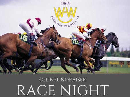 The Wells Race Night