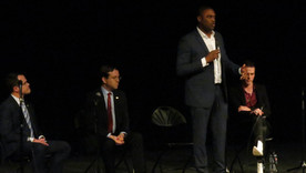 2020 Democratic Candidates Hit with Challenging Questions at Purchase Town Hall Event