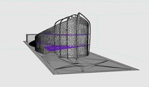 Malyons Road CAD Massing Model