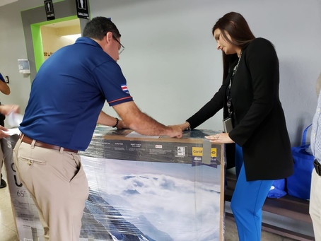 Samsung apoya con importante donativo a la Comisión Nacional de Emergencias de Costa Rica