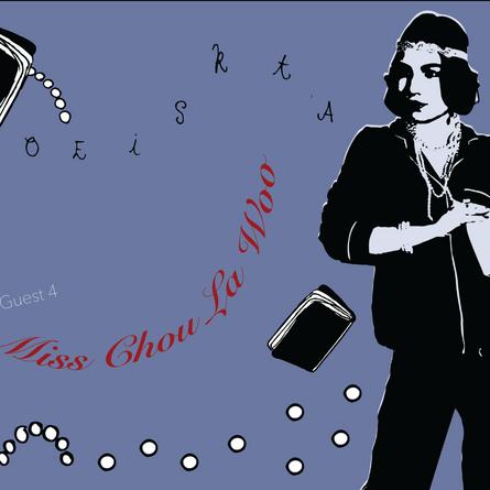 Guest 4: Miss Chou La Woo – Christmas At Gran Hotel, Blogmas 2020