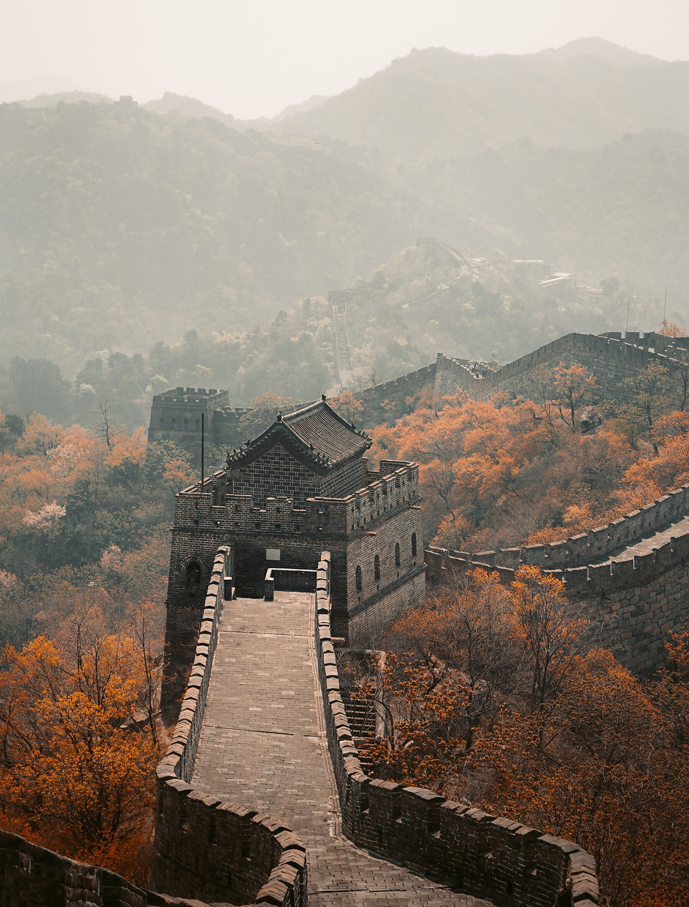 Great Wall of China (Pixabays)