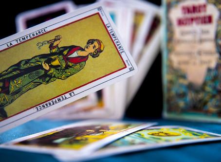 A New Year's Tarot Spread