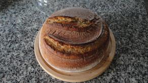 Ψωμί με καμούτ ολικής