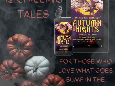 Special #Halloween Author #ShoutOut featuring over 30 Authors
