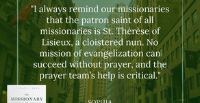 No Mission Can Succeed Without Prayer