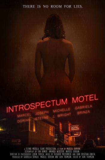 TRAILER: 'Introspectum Motel', a thriller feature by Flying Mobula Films Ltd.