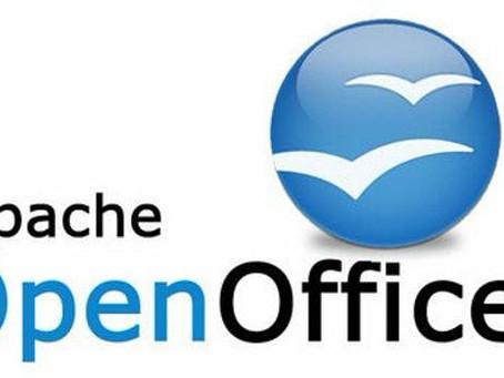 Arranca los grupos de OpenOffice