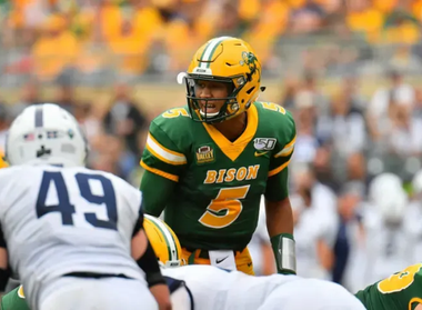 Draft Profile: QB Trey Lance, NDSU
